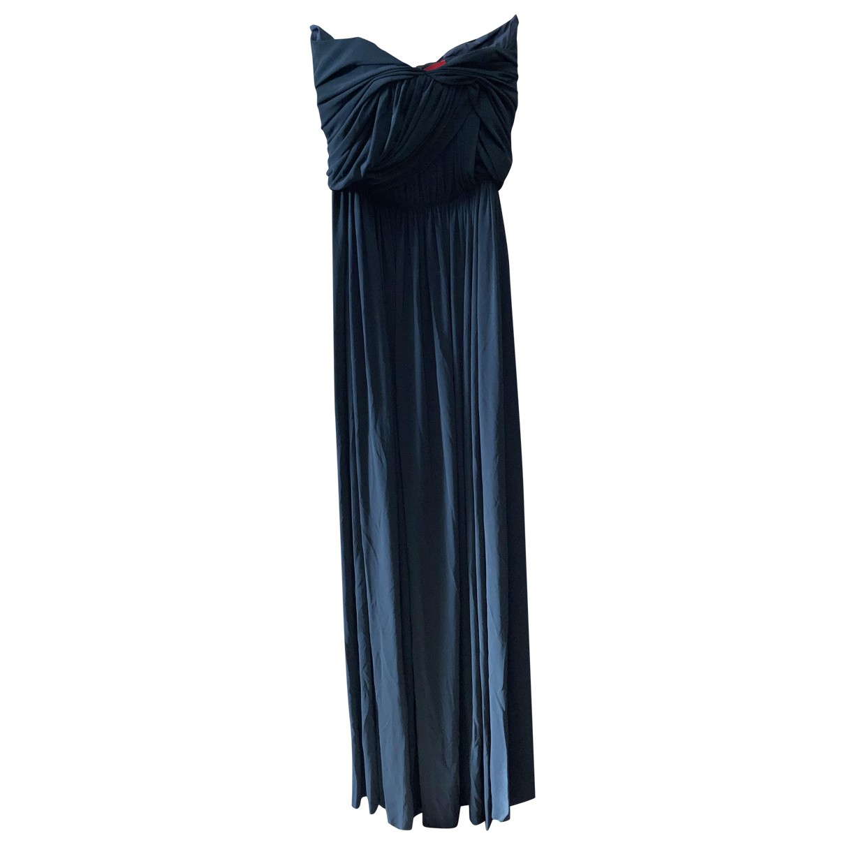 Lanvin \N Kleid in  Blau Synthetik
