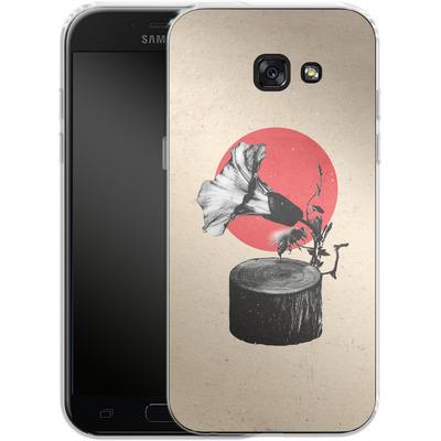 Samsung Galaxy A5 (2017) Silikon Handyhuelle - Gramophone von Ali Gulec