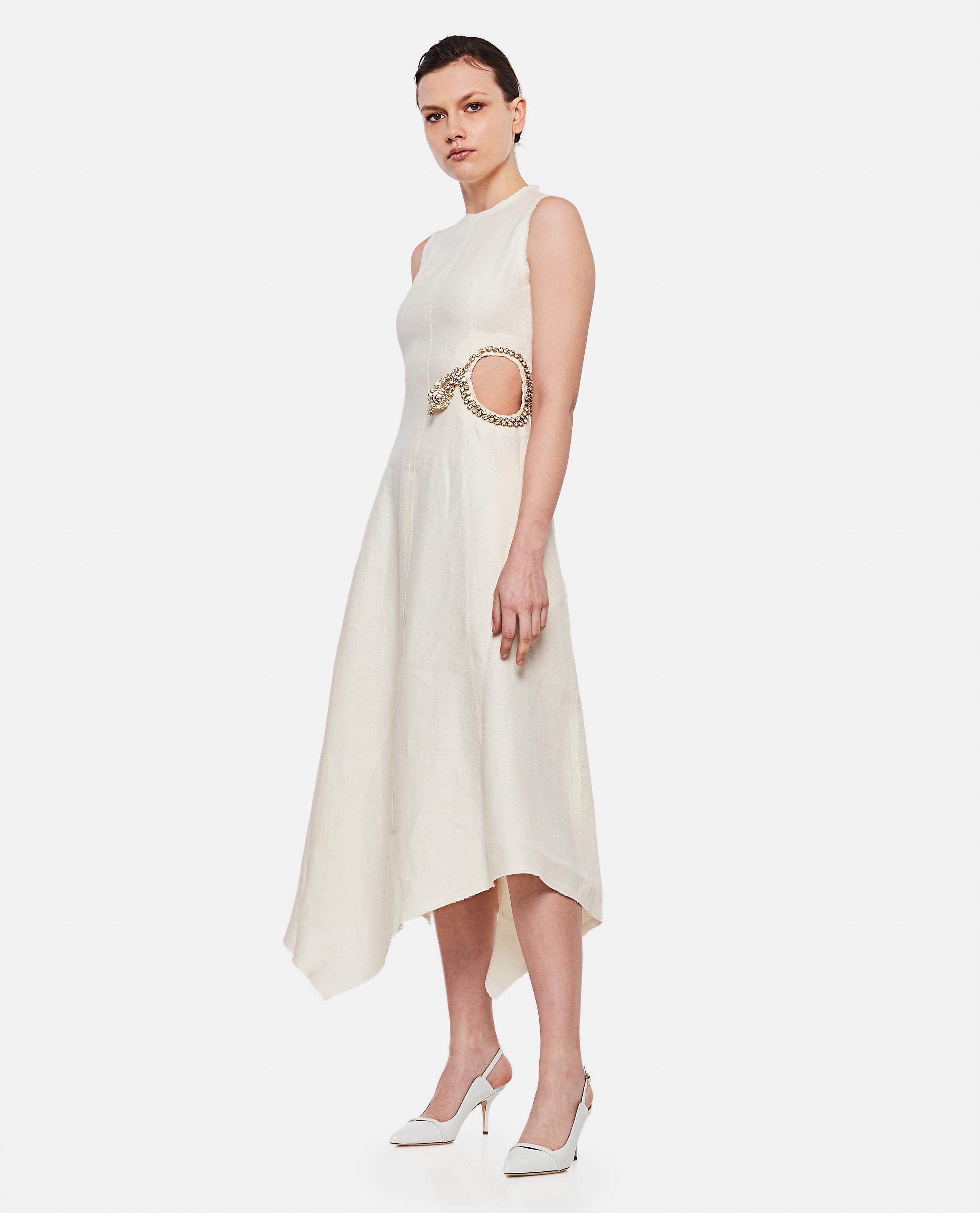 Dress with gems