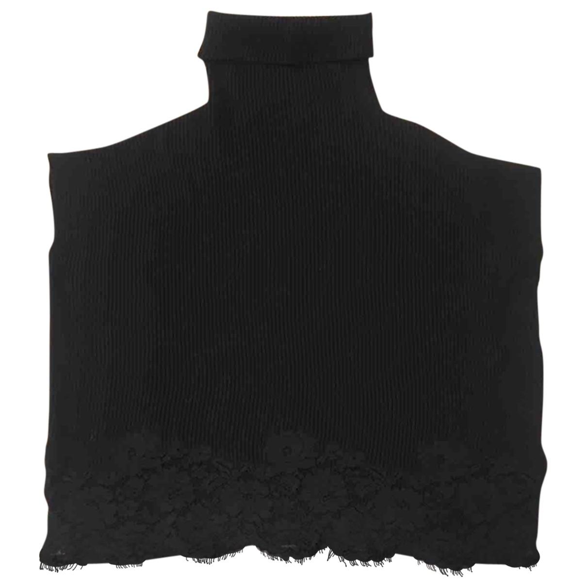 Ermanno Scervino - Pull   pour femme en laine - noir