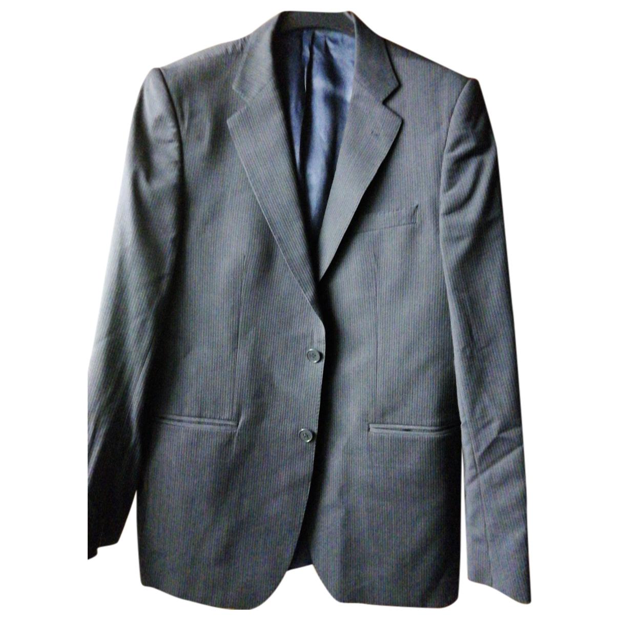 Zara - Vestes.Blousons   pour homme en laine - bleu