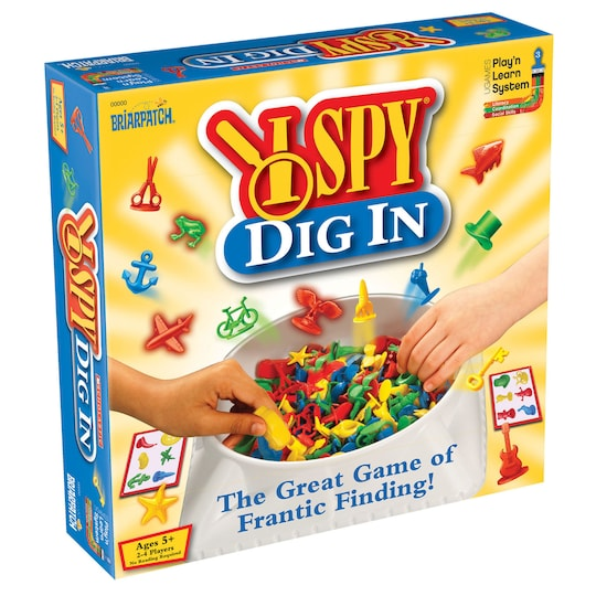 I Spy® Dig In® By University Games | Michaels®