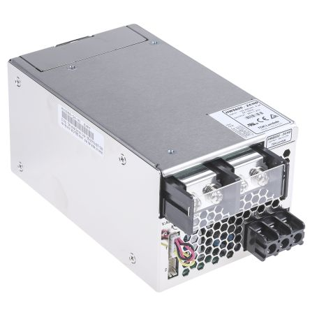 TDK-Lambda , 648W Embedded Switch Mode Power Supply SMPS, 24V dc, Enclosed