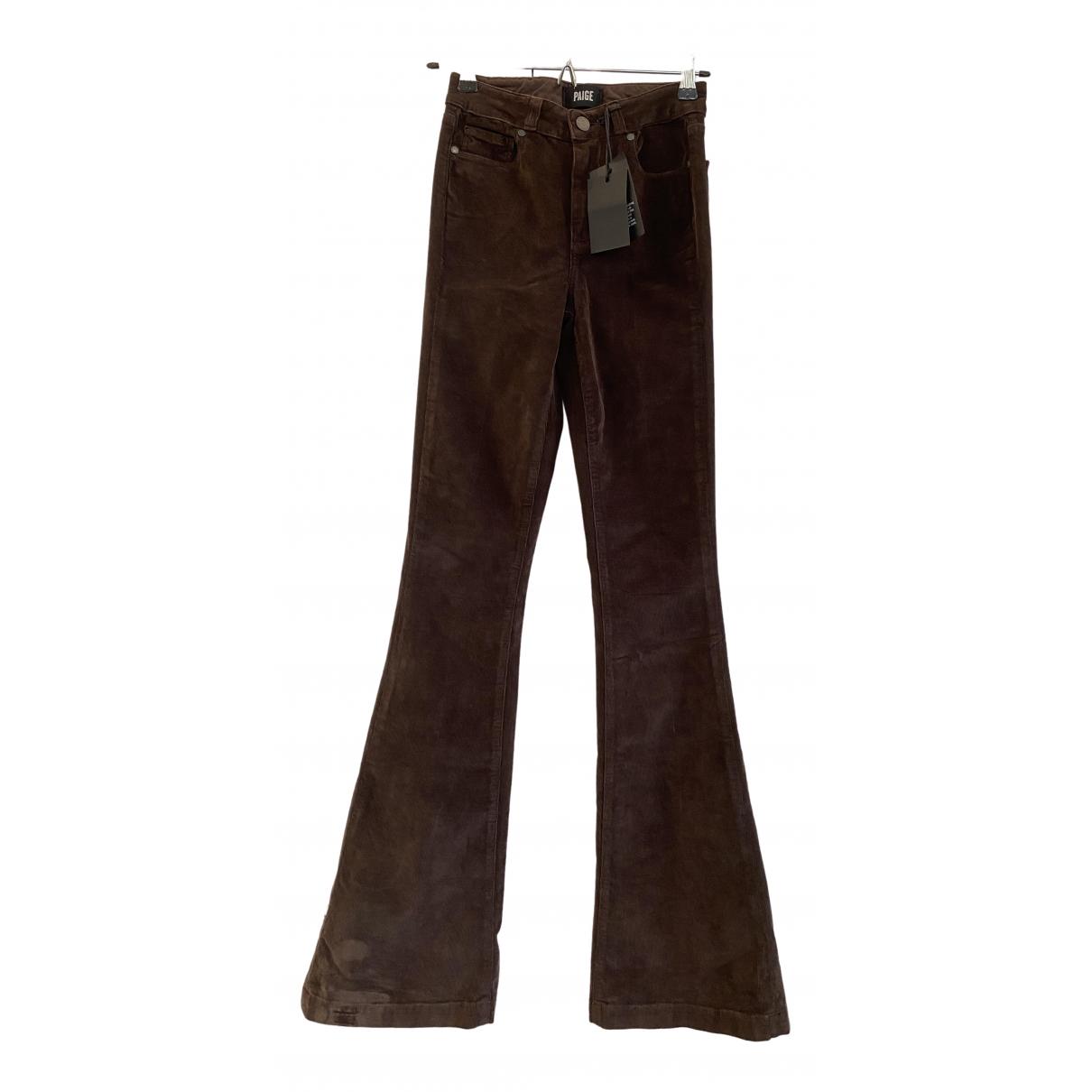 Vaquero bootcut Paige Jeans