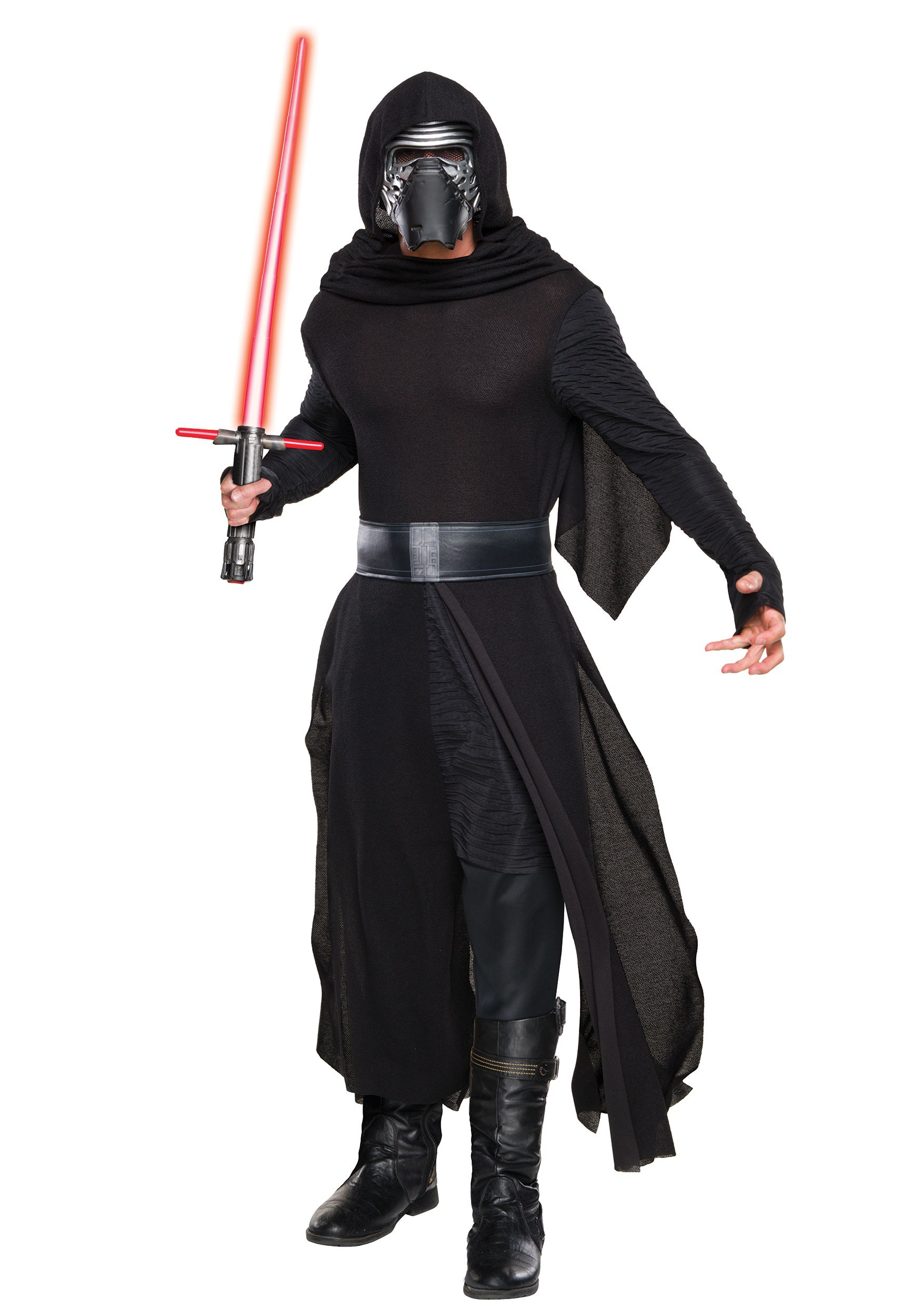 Deluxe Star Wars The Force Awakens Kylo Ren Costume for Men