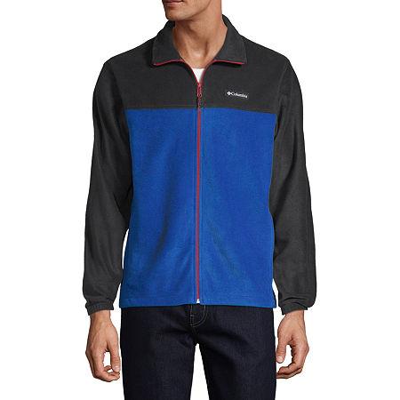 Columbia Steens Mountain Full Zip 2.0 Midweight Fleece Jacket, X-large , Black