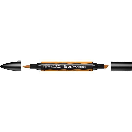 Winsor & Newton® Brushmarker® in Amber   Michaels®