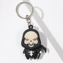 Halloween Figure Charm Keychain