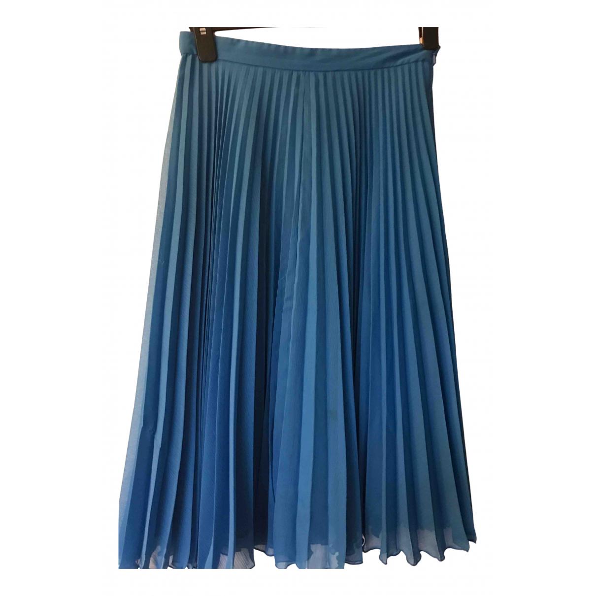 Whistles - Jupe   pour femme - bleu