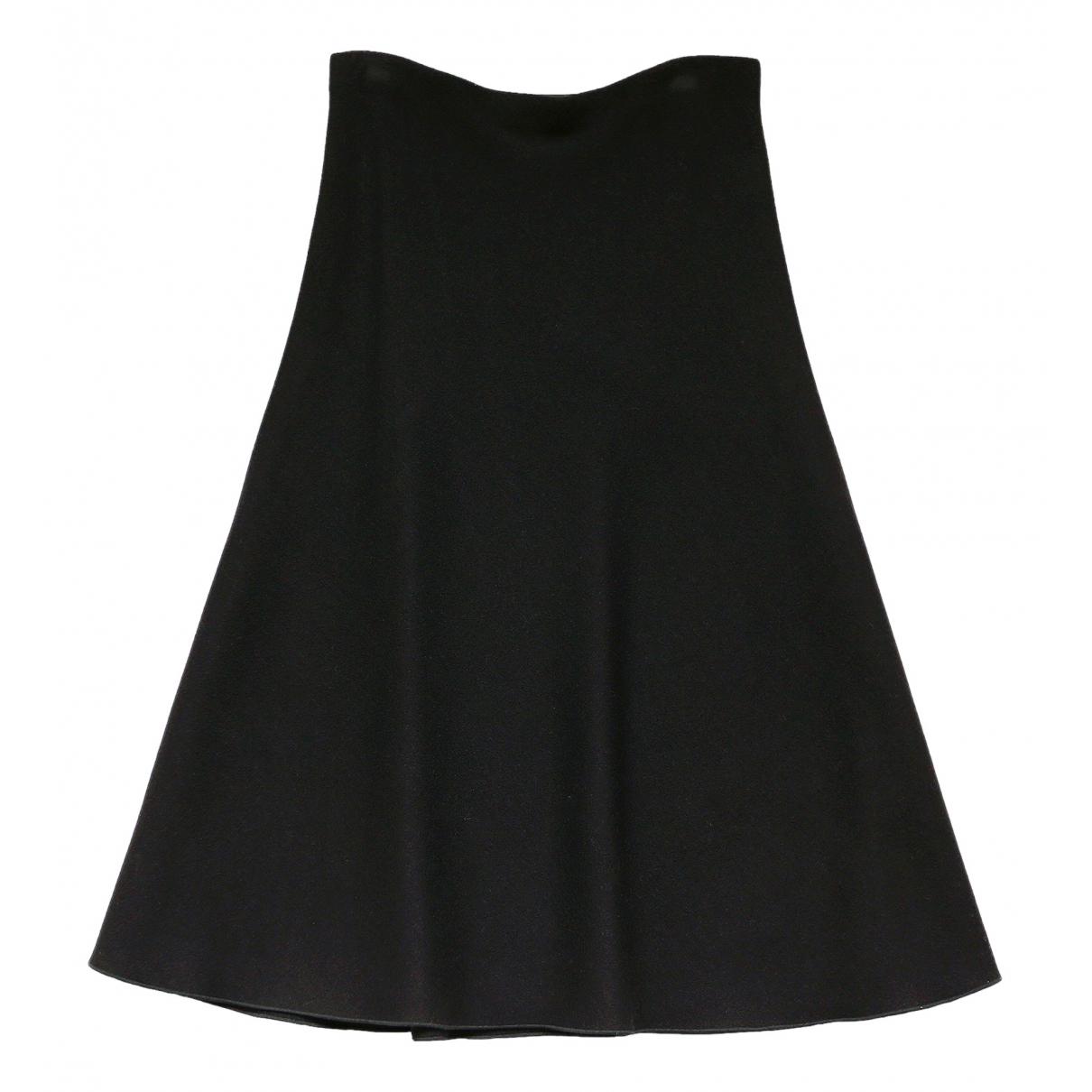 The Row - Jupe   pour femme en laine - noir