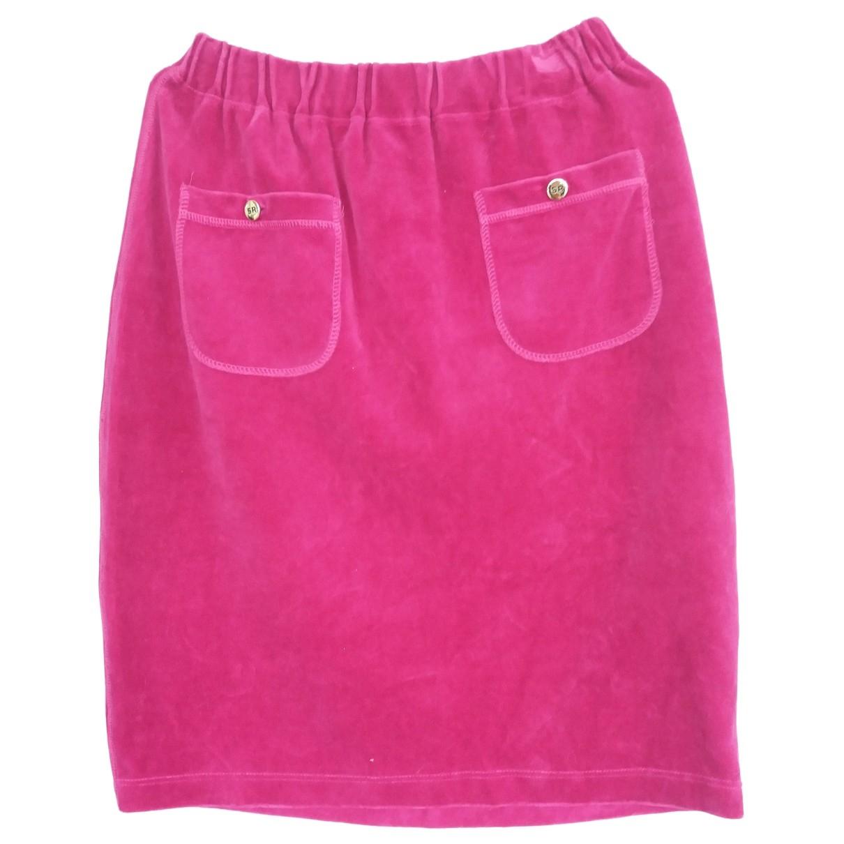 Mini falda Sonia Rykiel
