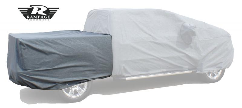 Rampage 1330 Easyfit Truck Bed Cover, 4 Layer