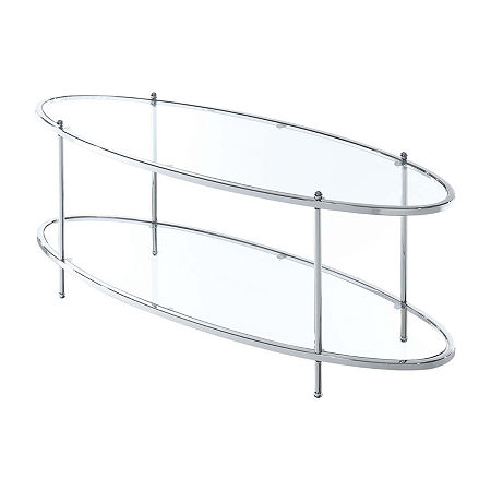 Coffee Table, One Size , Silver