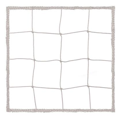 204WH 3.5 mm Official Size Soccer Net in