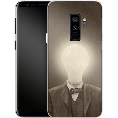 Samsung Galaxy S9 Plus Silikon Handyhuelle - The Idea Man von Terry Fan