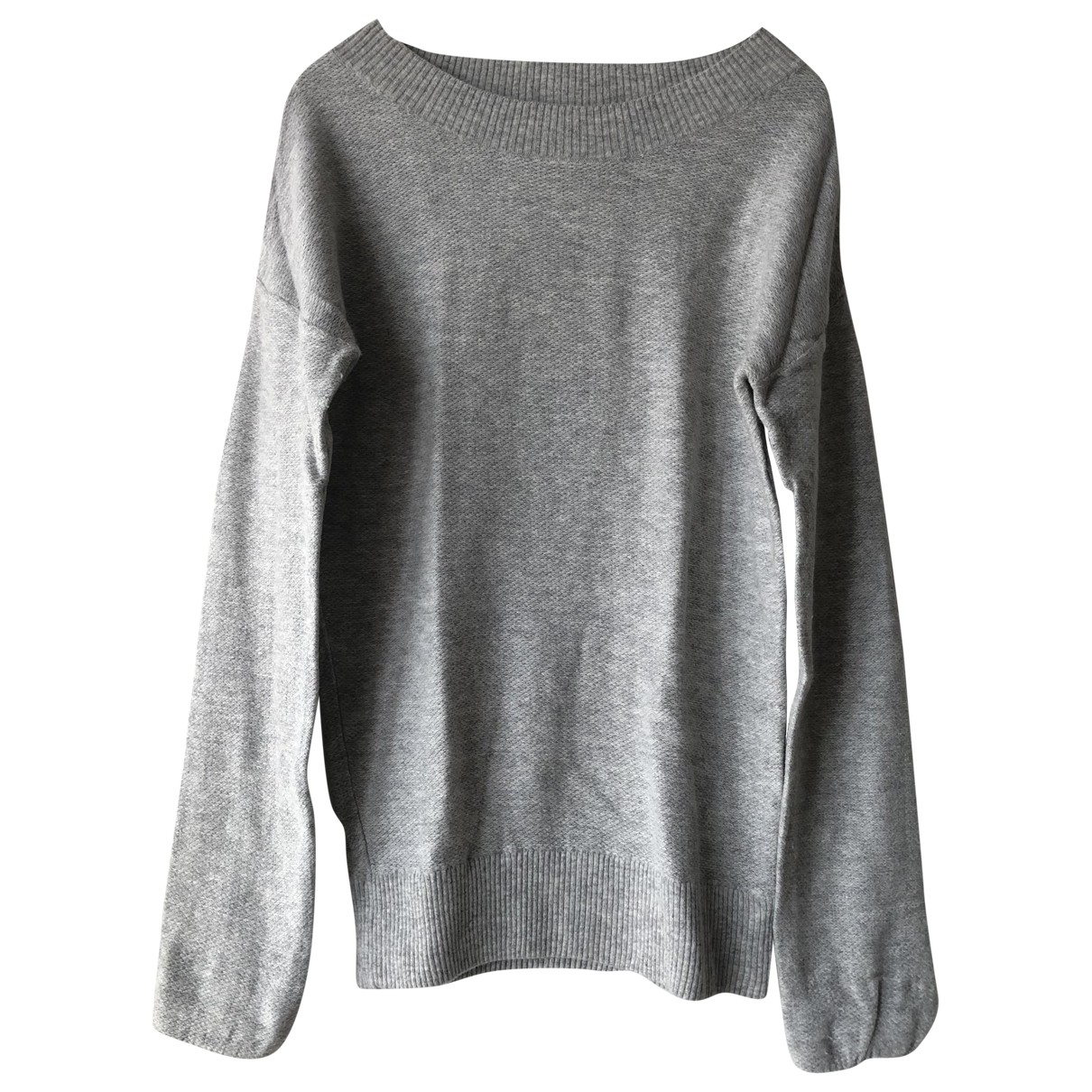 Massimo Dutti \N Grey Knitwear for Women XS International