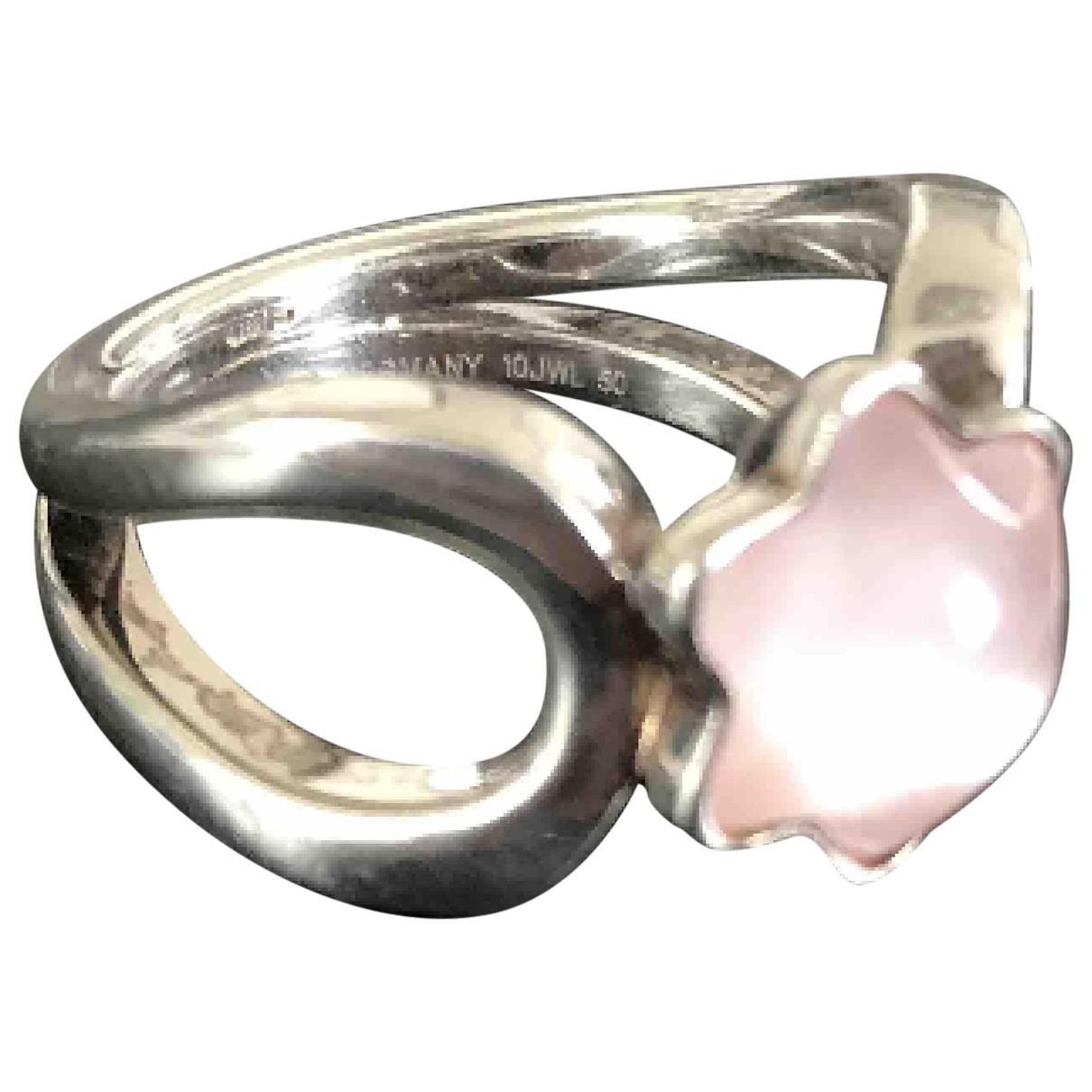 Montblanc \N Silver ring for Women 50 EU