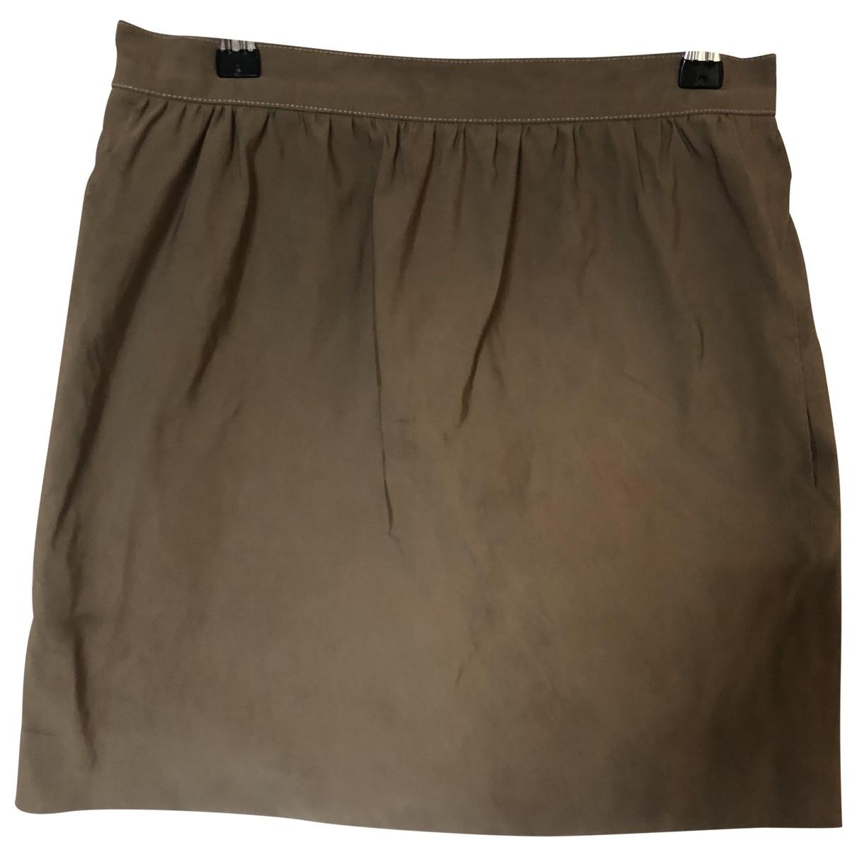 Mini falda de Seda Lanvin