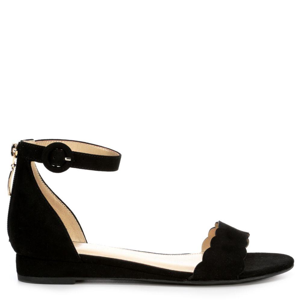 Lauren Blakwell Womens Delilah Flat Sandal