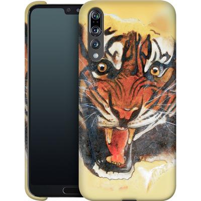 Huawei P20 Pro Smartphone Huelle - Tiger von Kaitlyn Parker