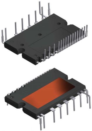 STMicroelectronics STGIB15CH60TS-L, SDIP2B , N-Channel Smart Power Module, 20 A max, 600 V, Through Hole