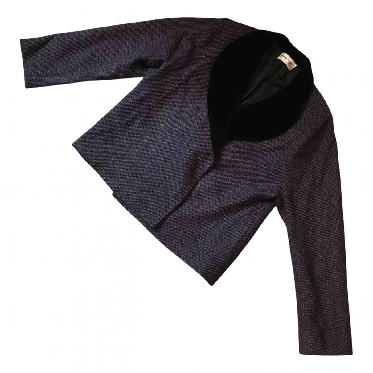 Pierre Cardin - Veste   pour femme en laine - marine