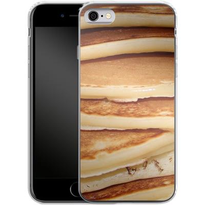 Apple iPhone 6 Silikon Handyhuelle - Pancakes von caseable Designs