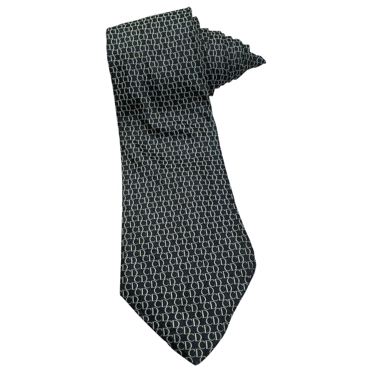 Corbata de Seda Dior
