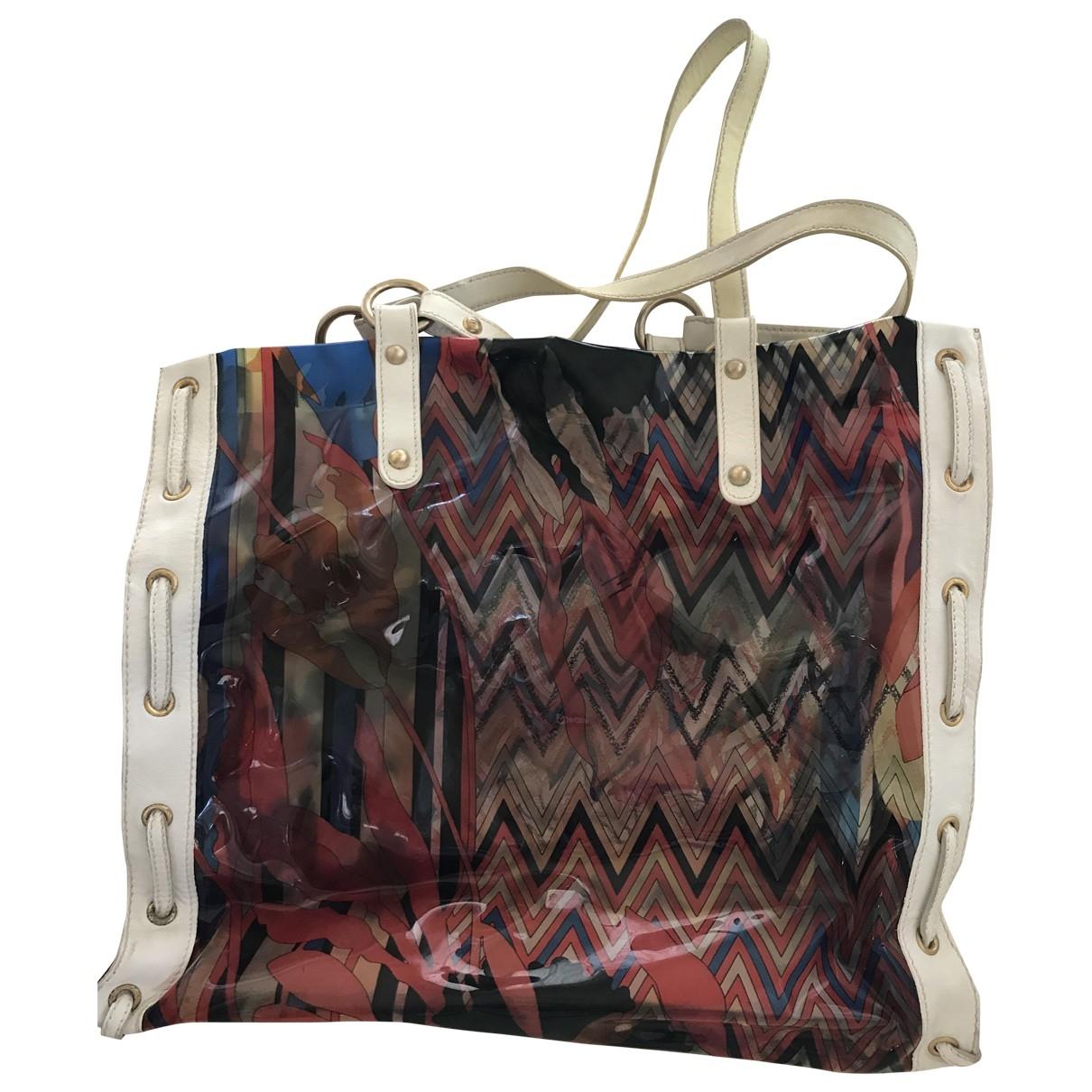 Missoni \N Handtasche in  Bunt Kunststoff