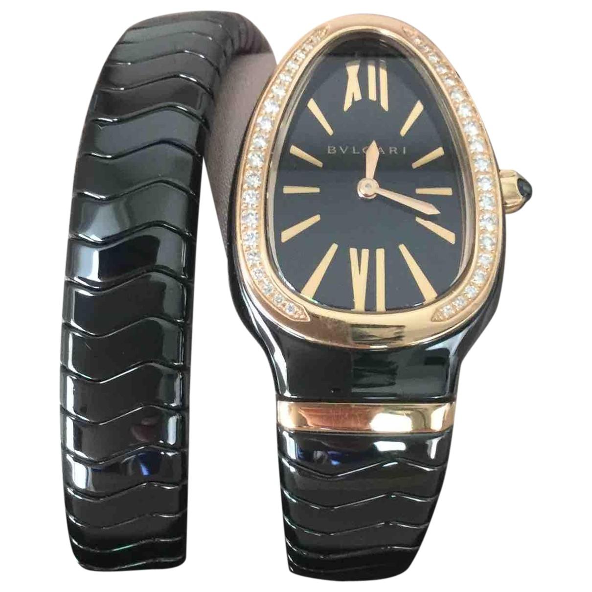 Reloj Serpenti Bvlgari
