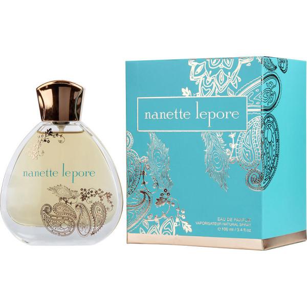 Nanette Lepore - New : Eau de Parfum Spray 3.4 Oz / 100 ml
