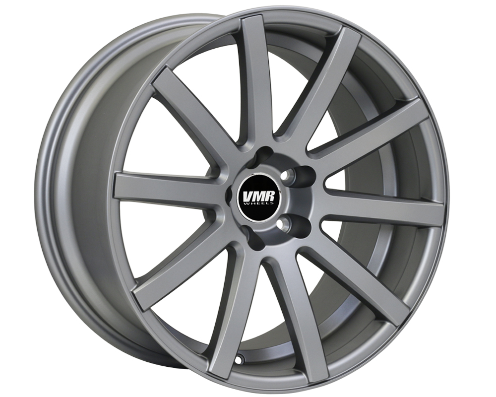 Velocity Motoring V13946 V702 Wheel Matte Gunmetal w/Brushed Face 19x8.5 5x120