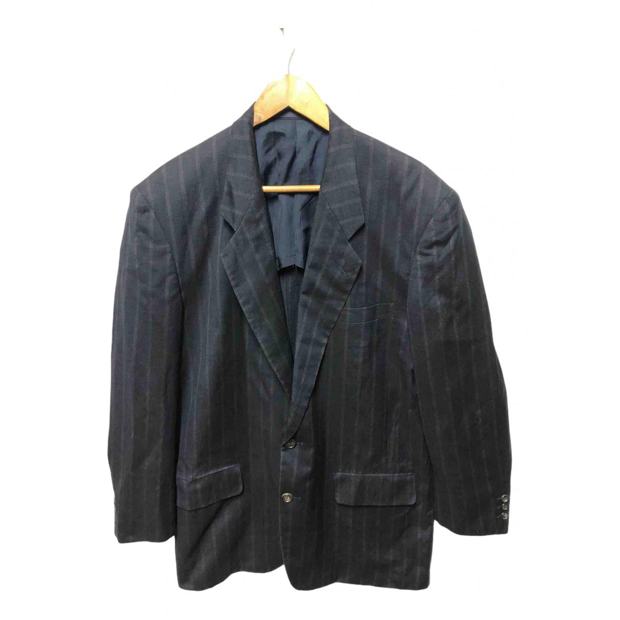 Comme Des Garcons N Black Wool jacket  for Men M International