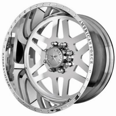 American Force 20x14 Wheel Liberty SS -Polish - AFTF09D22-1