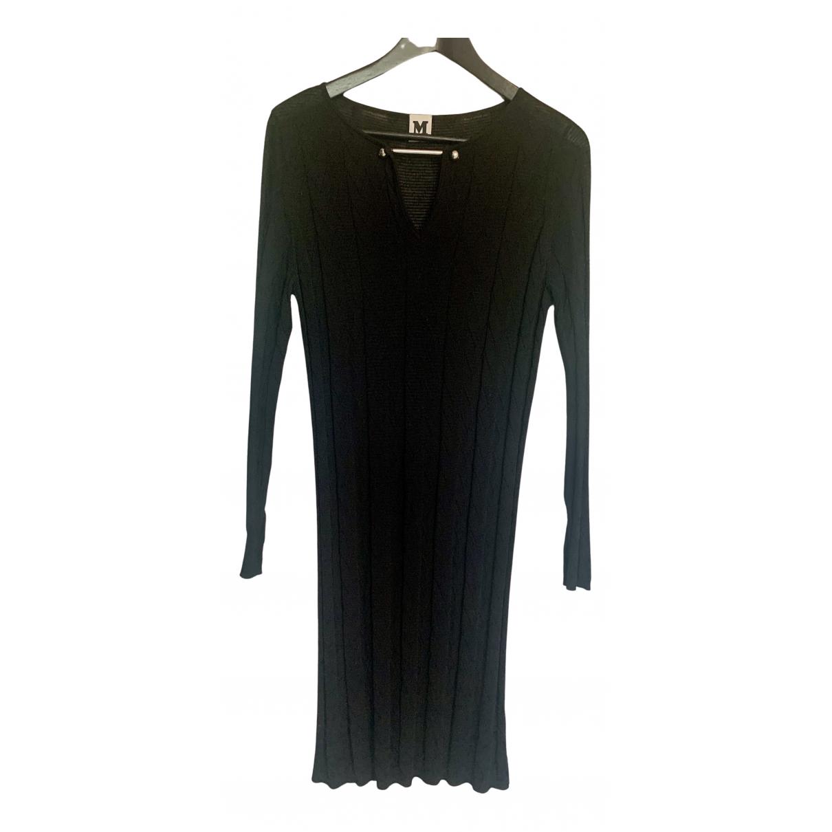 M Missoni - Robe   pour femme - noir