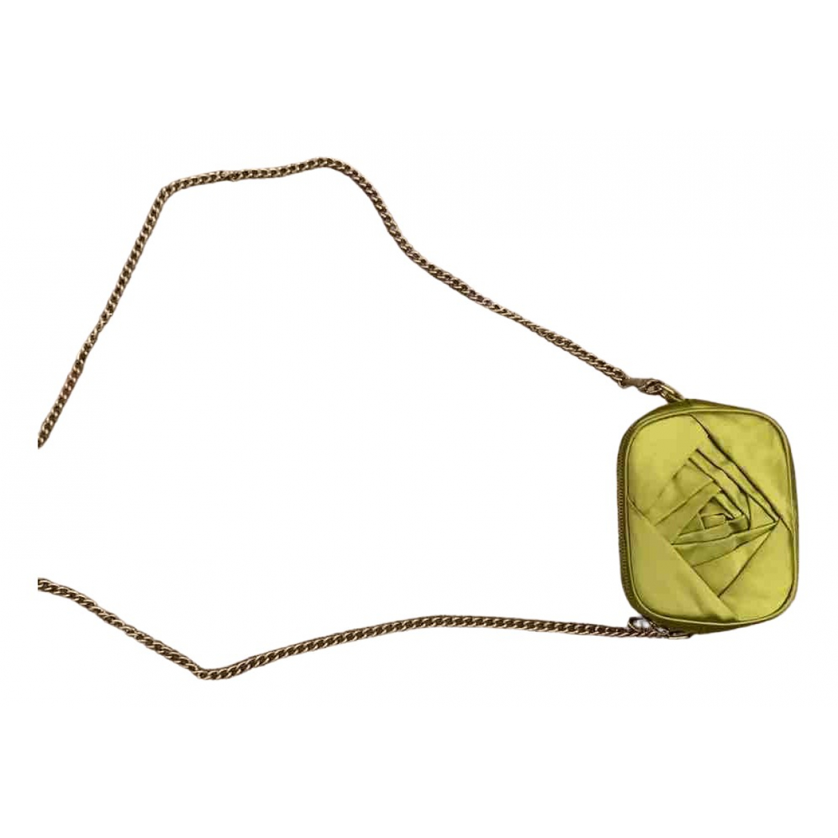 Dior N Green Silk handbag for Women N