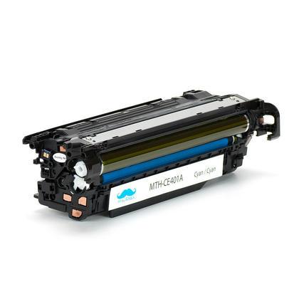 Compatible HP LaserJet Enterprise 500 Color MFP M575dn Toner HP 507A Combo BK/C/M/Y