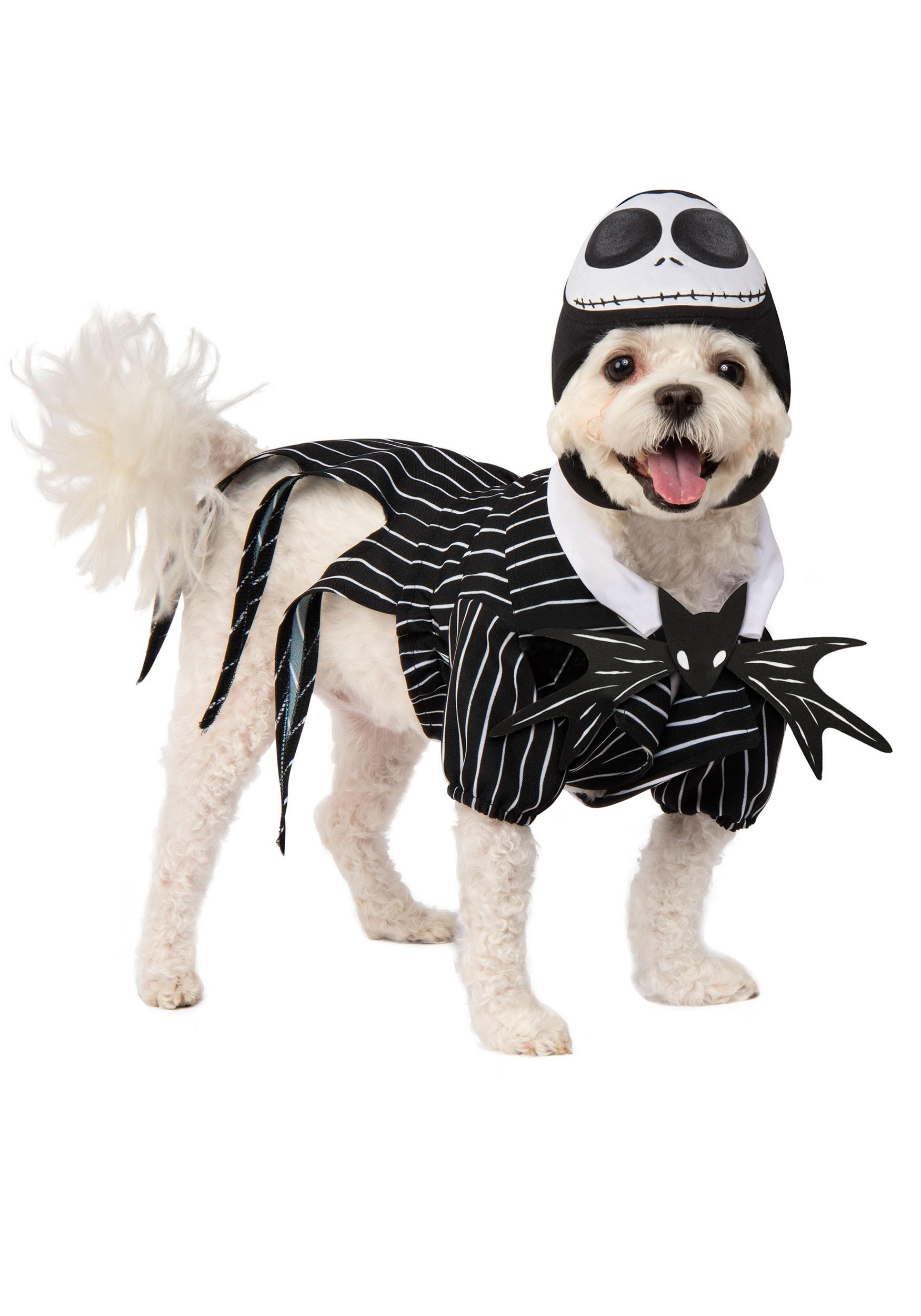 Nightmare Before Christmas Jack Skellington Pet Costume