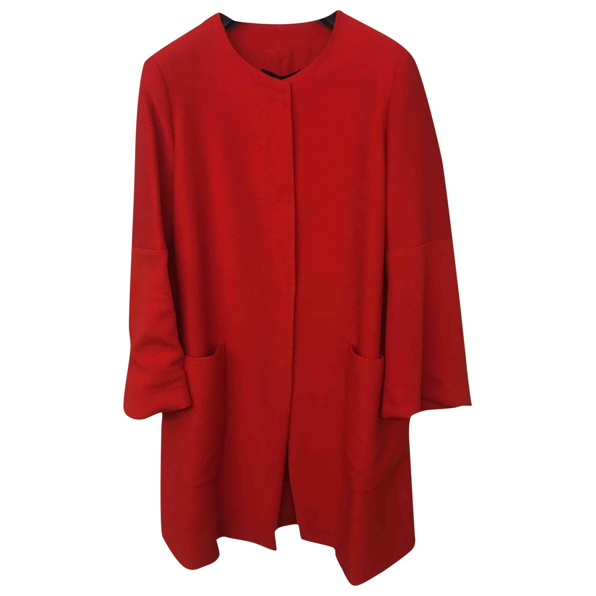 Zara \N Red jacket for Women M International