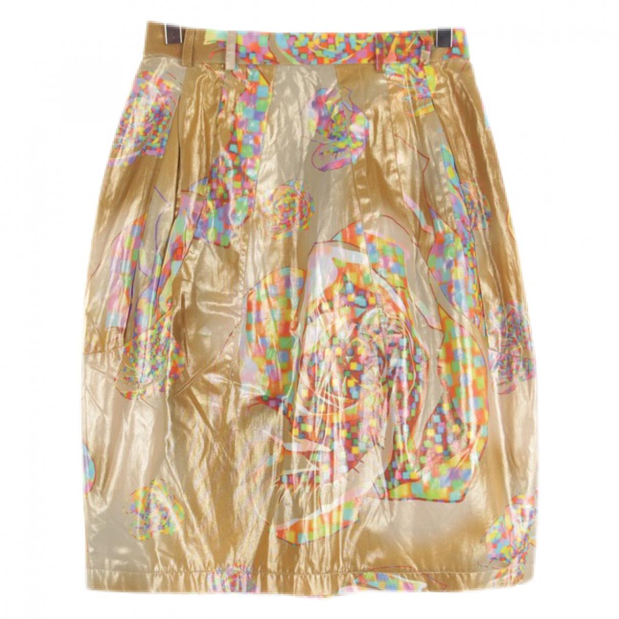 Wunderkind - Jupe   pour femme en coton - multicolore