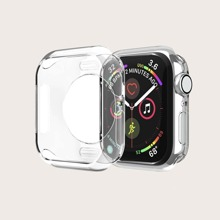 1pc Clear iWatch Case