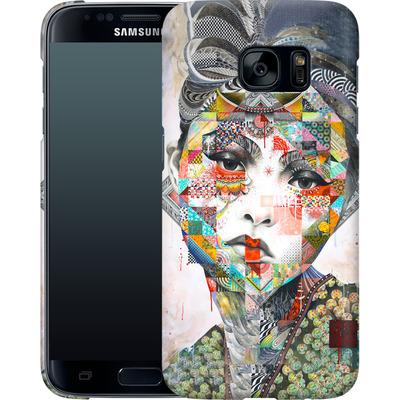 Samsung Galaxy S7 Smartphone Huelle - Devon Aoki von Minjae Lee