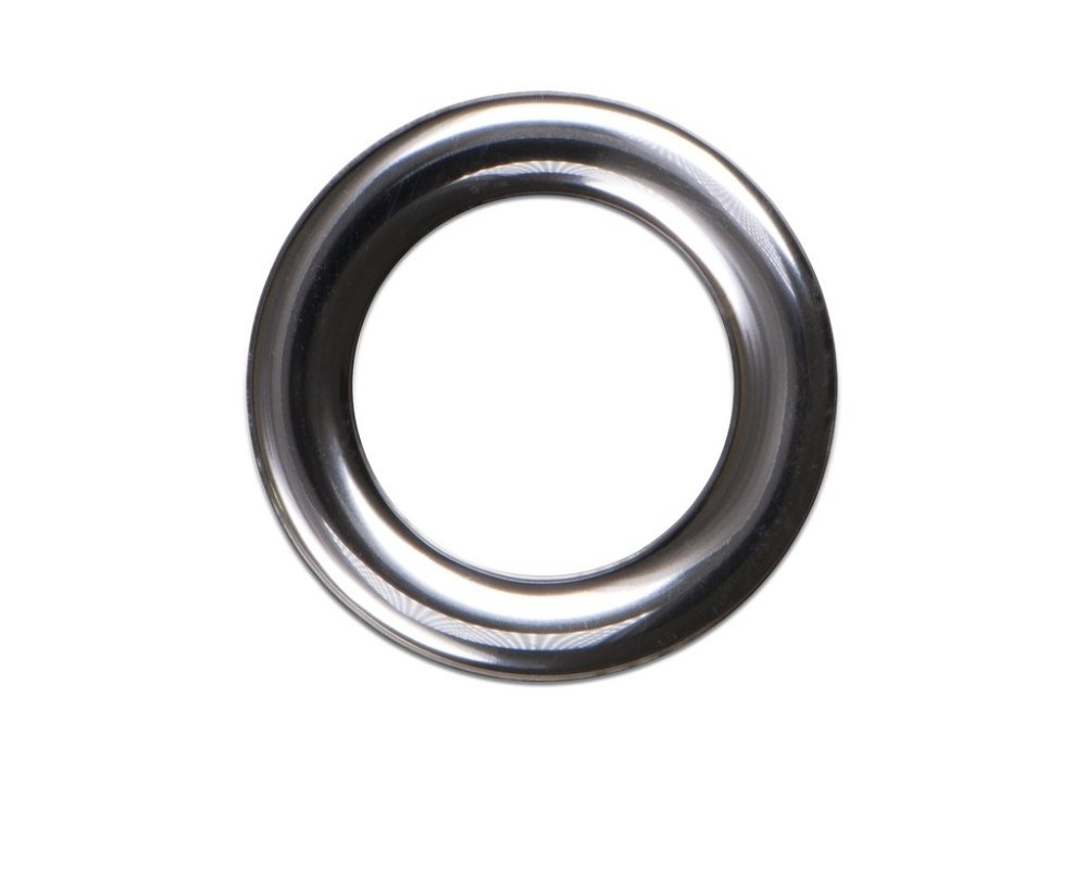 Tufskinz TUN008-DC-G Key Ignition Accent Ring Fits 3Rd Gen Toyota Tacoma & Tundra 1 Piece Kit In Liquid Chrome