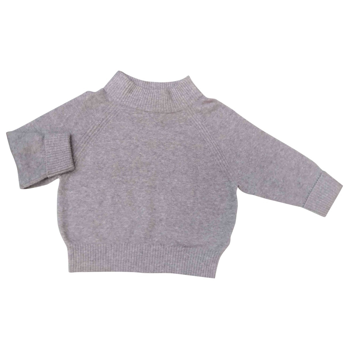 3.1 Phillip Lim \N Pullover in  Grau Wolle