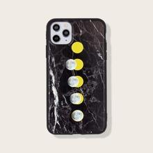 Funda de iphone con estampado de luna