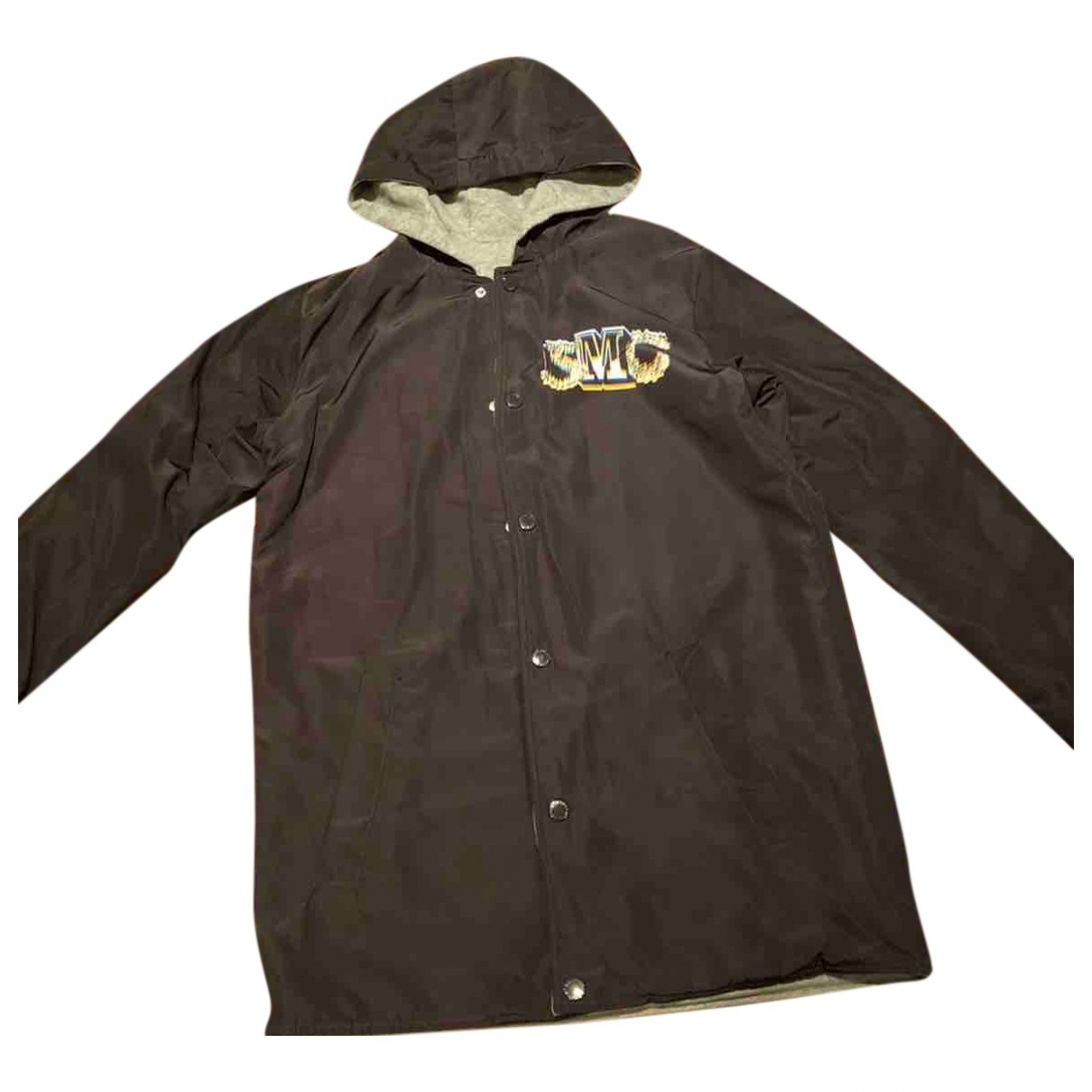 Stella Mccartney Kids \N Black Cotton jacket  for Men 42 IT