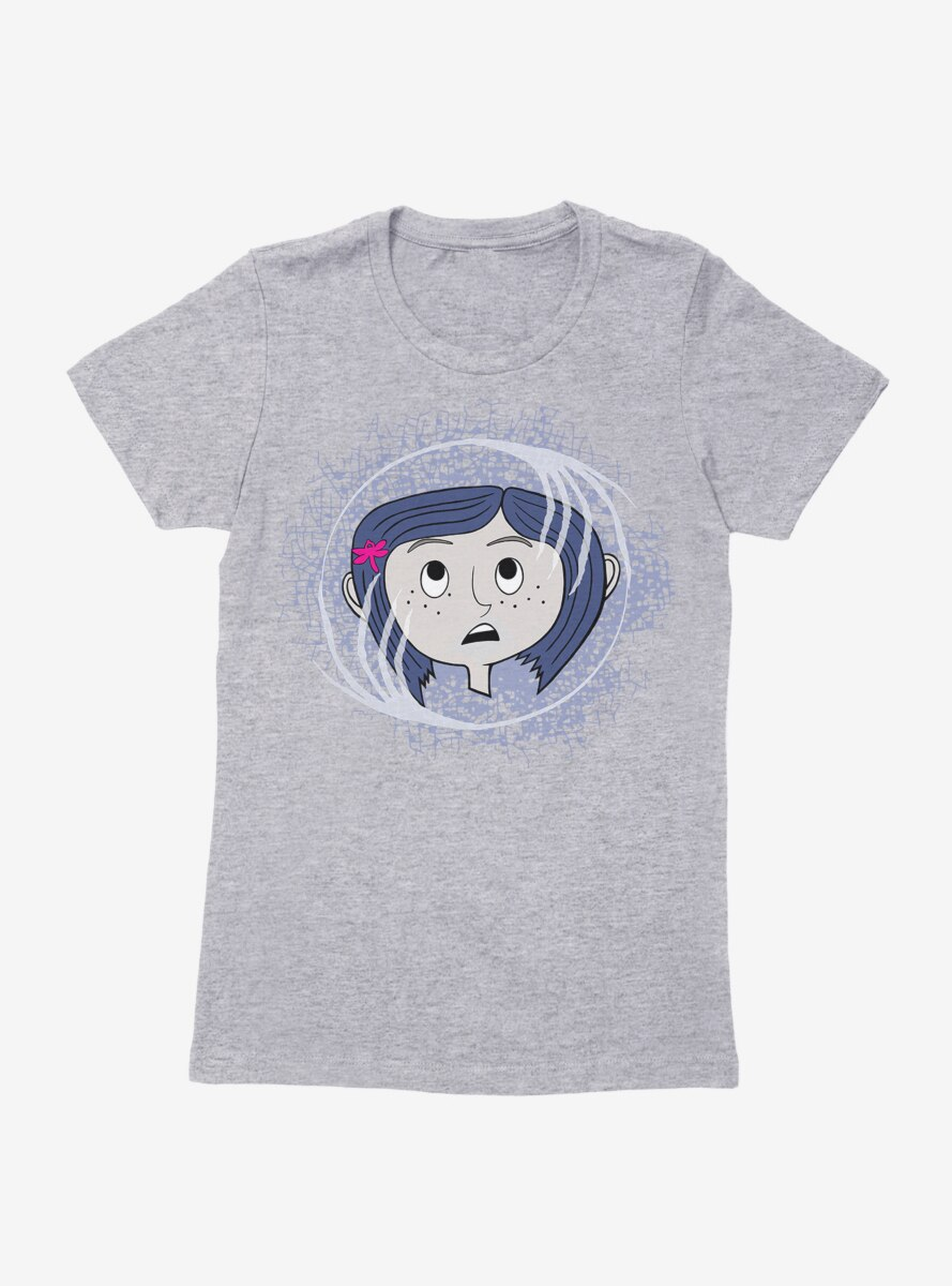 Coraline Other Mother Hands Womens T-Shirt