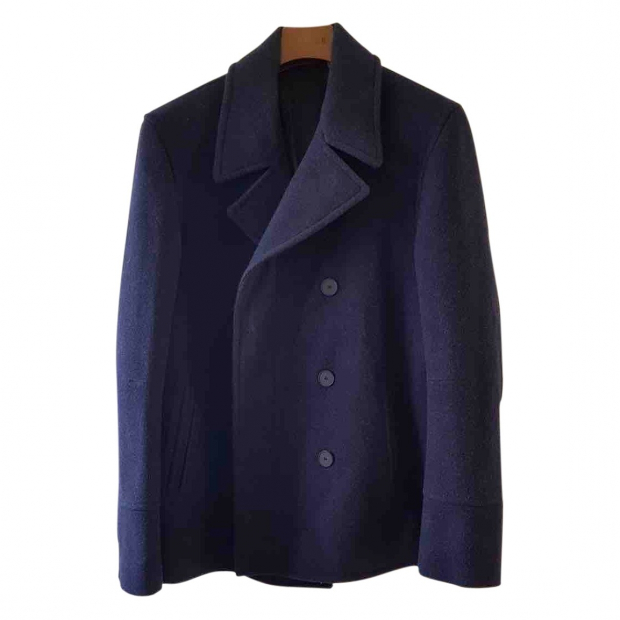 Nicole Farhi \N Navy Wool coat  for Men M International