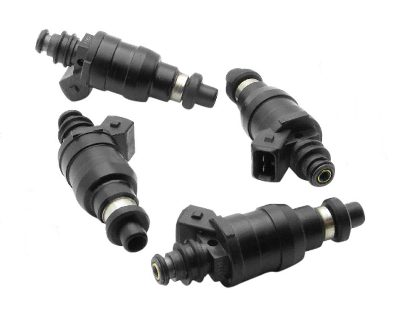 Deatschwerks 42M-02-0550-4 Set of 4 550cc Low Impedance Fuel Injectors Mitsubishi EVO VIII 03-05
