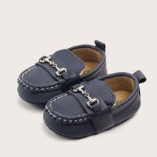 Baby Jungen Loafers mit Trense Dekor